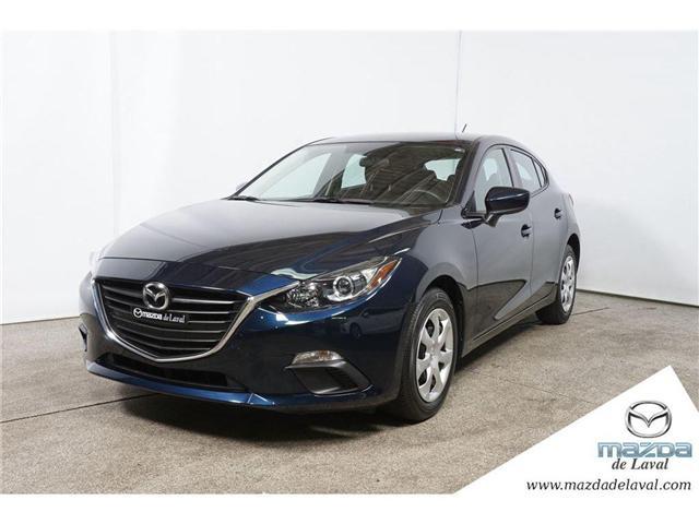 2015 Mazda Mazda3 GX (Stk: U6900) in Laval - Image 1 of 20