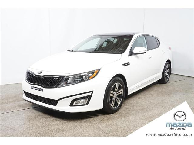 2015 Kia Optima  (Stk: 51337A) in Laval - Image 1 of 20