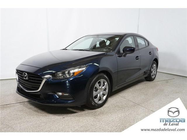 2018 Mazda Mazda3 GX (Stk: 51214A) in Laval - Image 1 of 20
