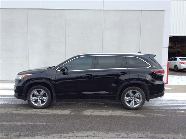 2015 Toyota Highlander Limited (Stk: P3360) in Welland - Image 2 of 26