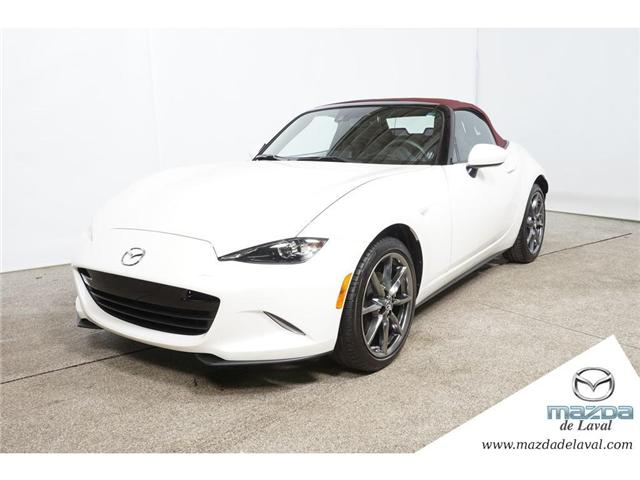 2018 Mazda MX-5 GT (Stk: D51982) in Laval - Image 1 of 24