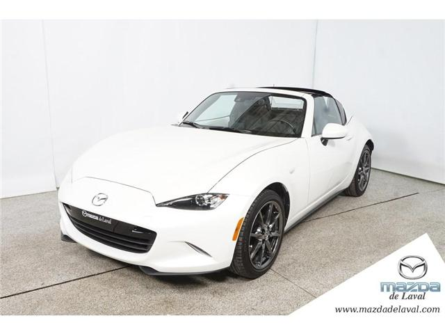 2018 Mazda MX-5 RF GT (Stk: D51802) in Laval - Image 1 of 24