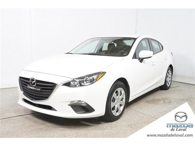 2016 Mazda Mazda3  (Stk: U6928A) in Laval - Image 1 of 21
