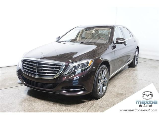 2014 Mercedes-Benz S-Class Base (Stk: U6889) in Laval - Image 1 of 30