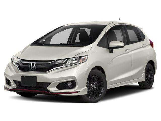 2019 Honda Fit Sport (Stk: U592) in Pickering - Image 1 of 9