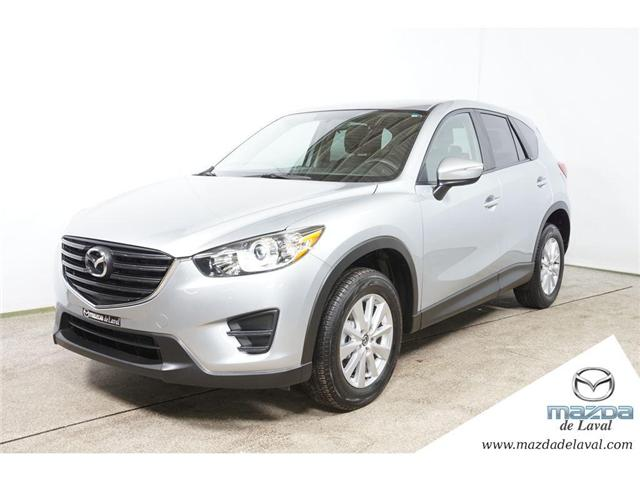 2016 Mazda CX-5 GX (Stk: T52052A) in Laval - Image 1 of 22