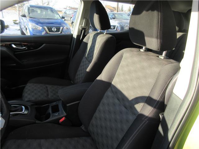 2017 Nissan Qashqai SV (Stk: 6333) in Okotoks - Image 16 of 23