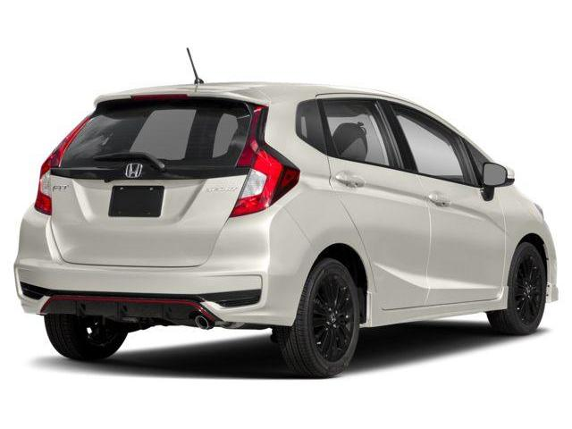 2019 Honda Fit Sport (Stk: 19-0706) in Scarborough - Image 3 of 9