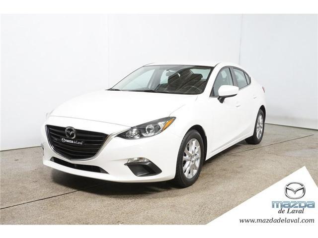 2015 Mazda Mazda3 GS (Stk: U7058) in Laval - Image 1 of 21