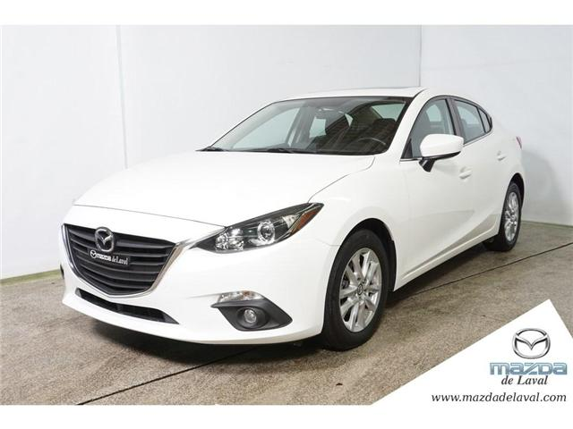 2015 Mazda Mazda3 GS (Stk: U7055) in Laval - Image 1 of 23