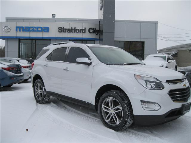 2016 Chevrolet Equinox LTZ (Stk: 18246A) in Stratford - Image 1 of 28