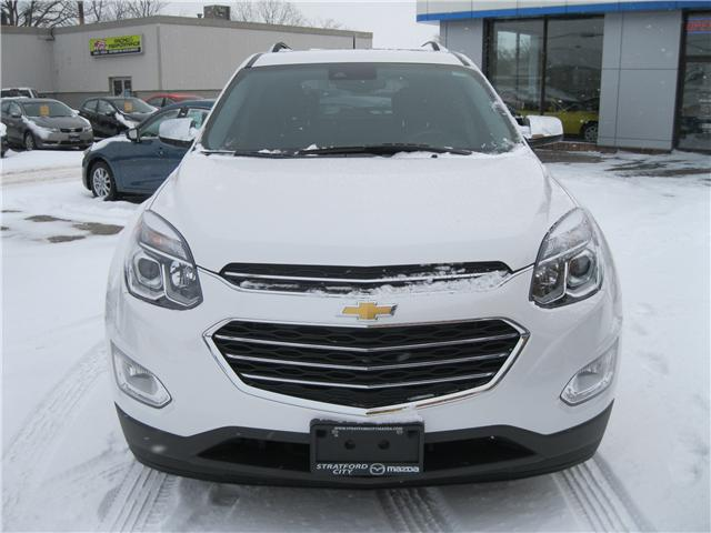 2016 Chevrolet Equinox LTZ (Stk: 18246A) in Stratford - Image 2 of 28