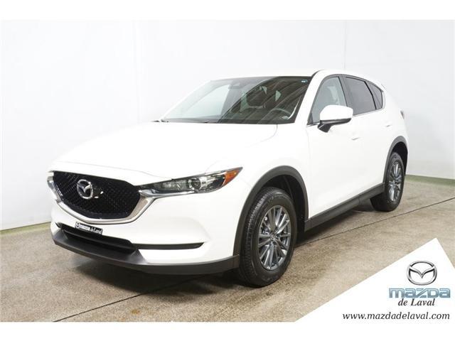 2017 Mazda CX-5 GS (Stk: U7107) in Laval - Image 1 of 25