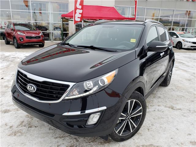 2015 Kia Sportage SX Luxury (Stk: 39119A) in Saskatoon - Image 1 of 28