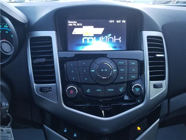 2013 Chevrolet Cruze LT Turbo (Stk: M17320A) in Saskatoon - Image 21 of 24