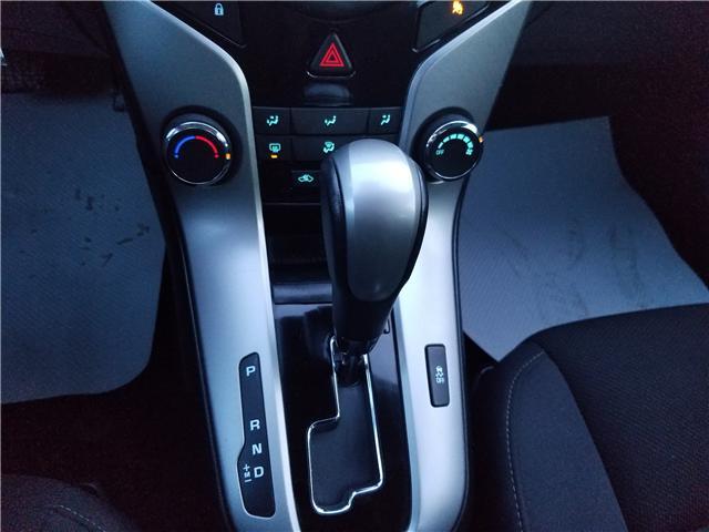 2013 Chevrolet Cruze LT Turbo (Stk: M17320A) in Saskatoon - Image 22 of 24
