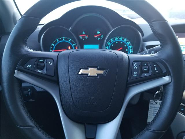 2013 Chevrolet Cruze LT Turbo (Stk: M17320A) in Saskatoon - Image 12 of 24