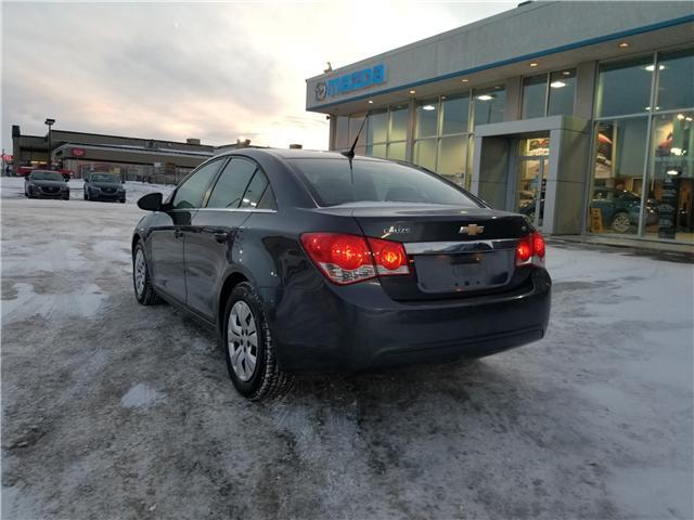 2013 Chevrolet Cruze LT Turbo (Stk: M17320A) in Saskatoon - Image 3 of 24