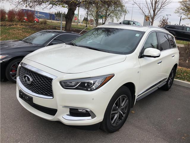 2018 Infiniti QX60 Base (Stk: Q18163) in Oakville - Image 1 of 6