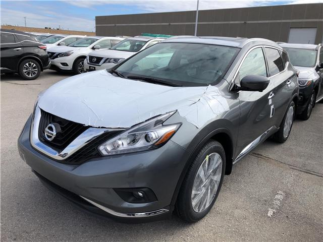 2018 Nissan Murano Platinum (Stk: N18810) in Oakville - Image 1 of 5