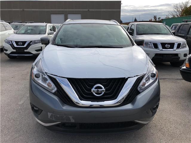 2018 Nissan Murano Platinum (Stk: N18810) in Oakville - Image 2 of 5