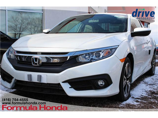 2018 Honda Civic EX-T (Stk: 18-0210D) in Scarborough - Image 1 of 17