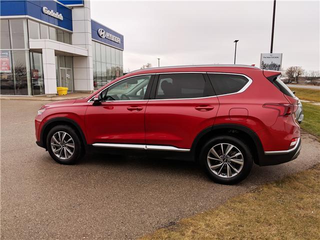 2019 Hyundai Santa Fe Preferred 2.4 (Stk: 95002) in Goderich - Image 2 of 15