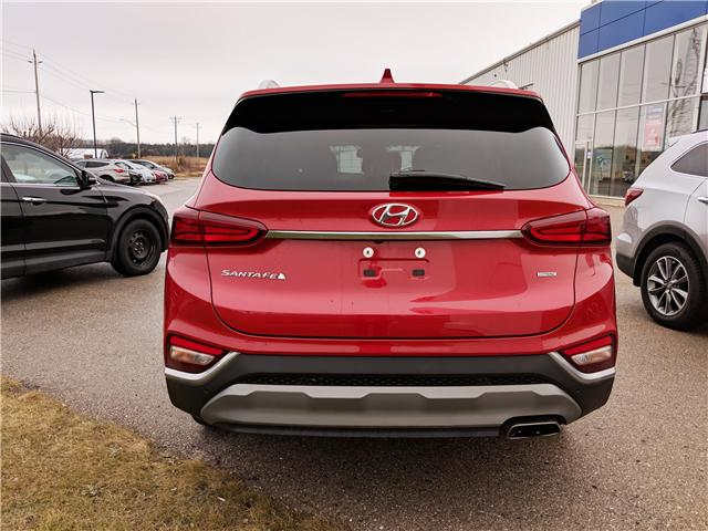 2019 Hyundai Santa Fe Preferred 2.4 (Stk: 95002) in Goderich - Image 3 of 15