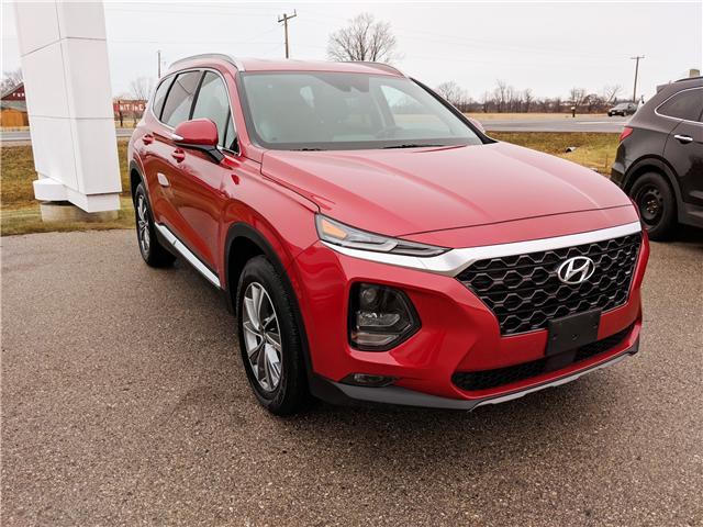 2019 Hyundai Santa Fe Preferred 2.4 (Stk: 95002) in Goderich - Image 5 of 15