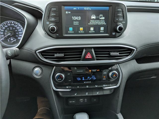 2019 Hyundai Santa Fe Preferred 2.4 (Stk: 95002) in Goderich - Image 12 of 15
