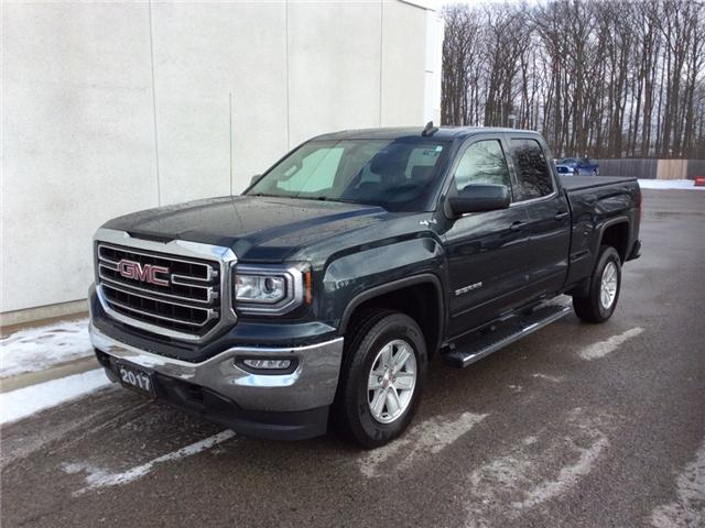 2017 GMC Sierra 1500 SLE (Stk: TUN6148A) in Welland - Image 1 of 22
