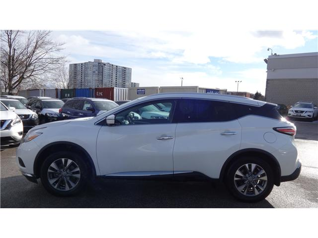 2016 Nissan Murano SL (Stk: KC585290A) in Scarborough - Image 2 of 23