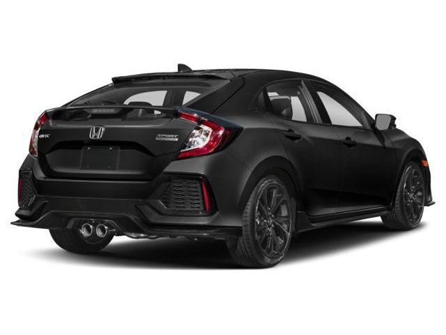 2019 Honda Civic Sport Touring (Stk: 57178) in Scarborough - Image 3 of 9