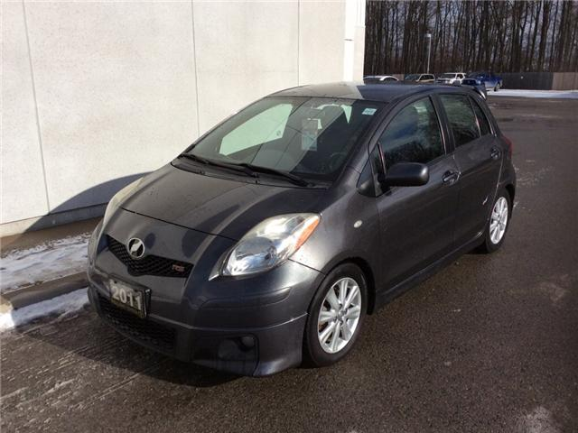 2011 Toyota Yaris RS (Stk: P3334) in Welland - Image 1 of 19