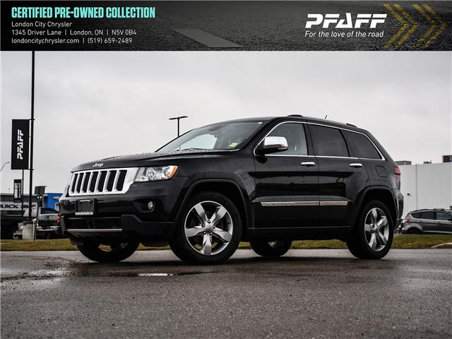 2012 Jeep Grand Cherokee  (Stk: 81015A) in London - Image 1 of 21