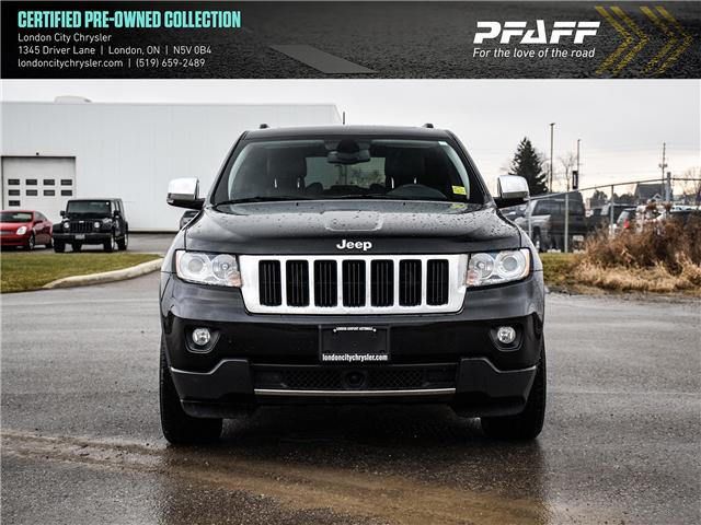2012 Jeep Grand Cherokee  (Stk: 81015A) in London - Image 2 of 21