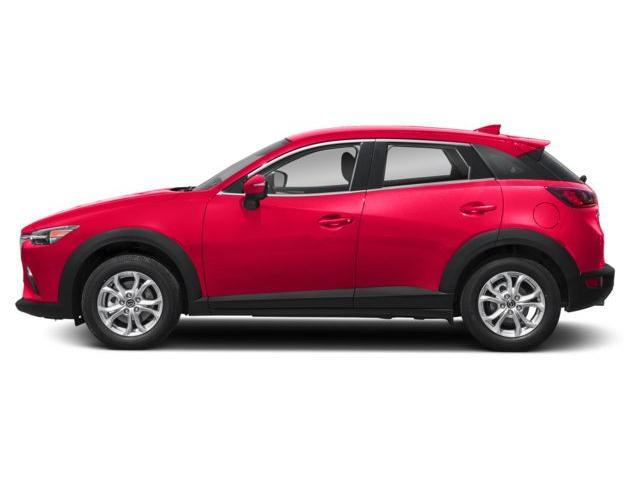 2019 Mazda CX-3 GS (Stk: 19-1047) in Ajax - Image 2 of 9