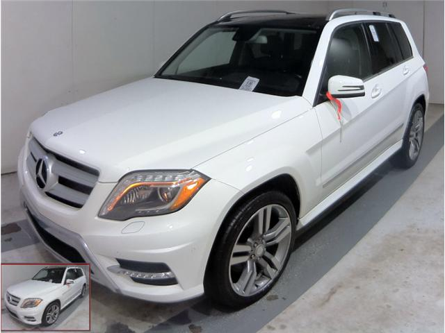2013 Mercedes-Benz Glk-Class Base (Stk: C5511) in North York - Image 1 of 7