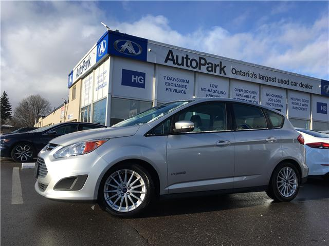 2013 Ford C-Max Hybrid SE (Stk: 13-00556) in Brampton - Image 1 of 25