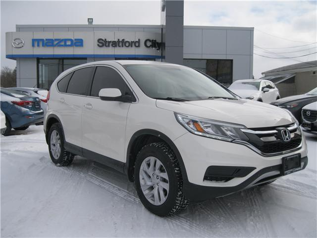 2015 Honda CR-V SE (Stk: 00547) in Stratford - Image 1 of 21
