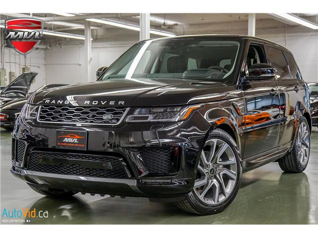 2019 Land Rover Range Rover Sport HSE (Stk: ) in Oakville - Image 1 of 41