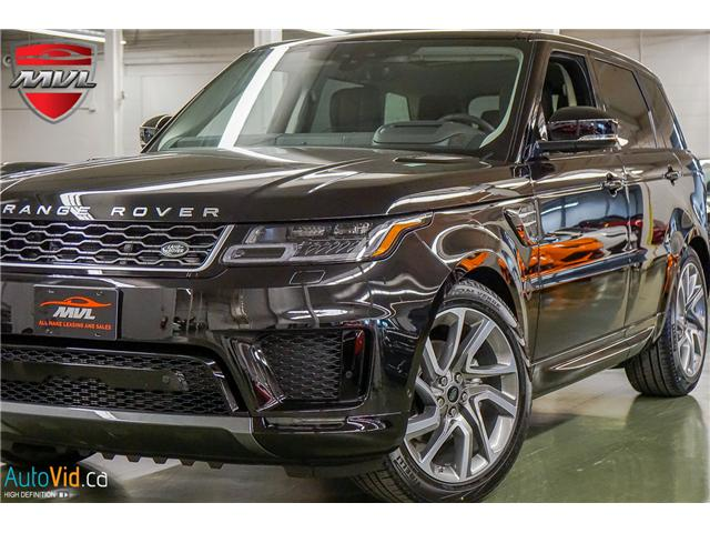 2019 Land Rover Range Rover Sport HSE (Stk: ) in Oakville - Image 2 of 41