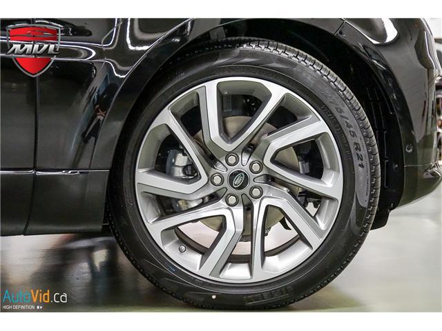 2019 Land Rover Range Rover Sport HSE (Stk: ) in Oakville - Image 6 of 41