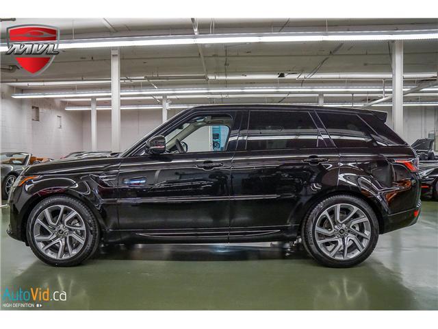 2019 Land Rover Range Rover Sport HSE (Stk: ) in Oakville - Image 7 of 41