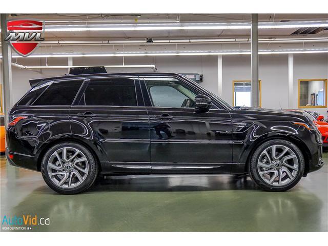 2019 Land Rover Range Rover Sport HSE (Stk: ) in Oakville - Image 11 of 41