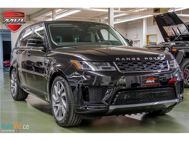 2019 Land Rover Range Rover Sport HSE (Stk: ) in Oakville - Image 12 of 41