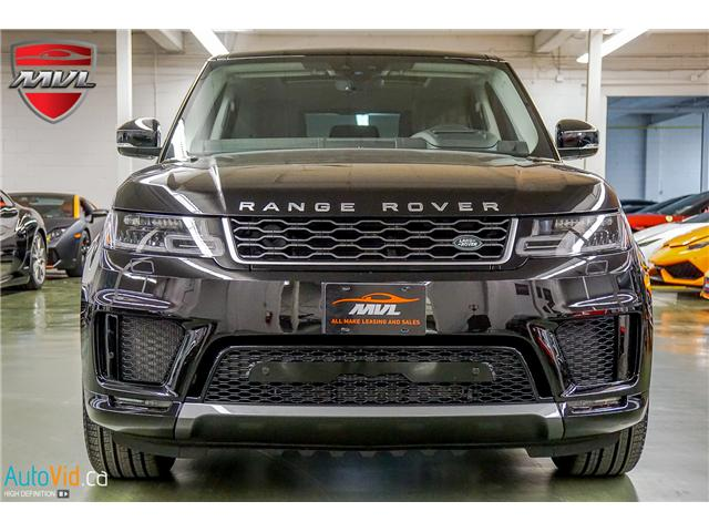 2019 Land Rover Range Rover Sport HSE (Stk: ) in Oakville - Image 13 of 41
