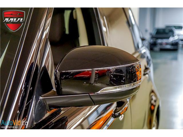 2019 Land Rover Range Rover Sport HSE (Stk: ) in Oakville - Image 15 of 41
