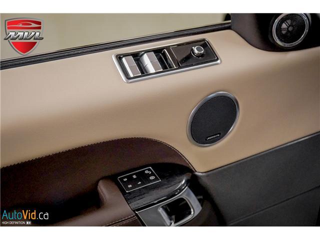 2019 Land Rover Range Rover Sport HSE (Stk: ) in Oakville - Image 20 of 41