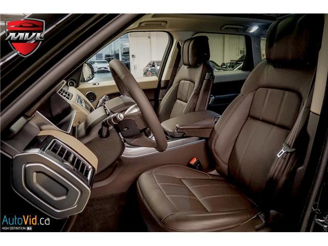 2019 Land Rover Range Rover Sport HSE (Stk: ) in Oakville - Image 22 of 41